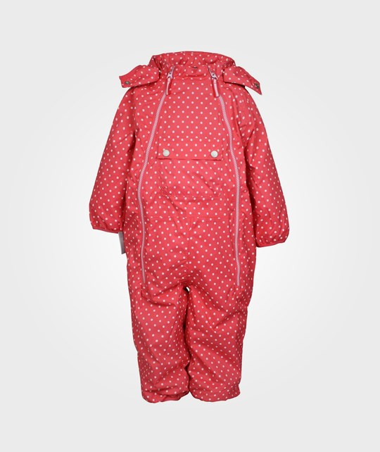 Ticket to heaven Nampa Suit Raspberry Dots Red