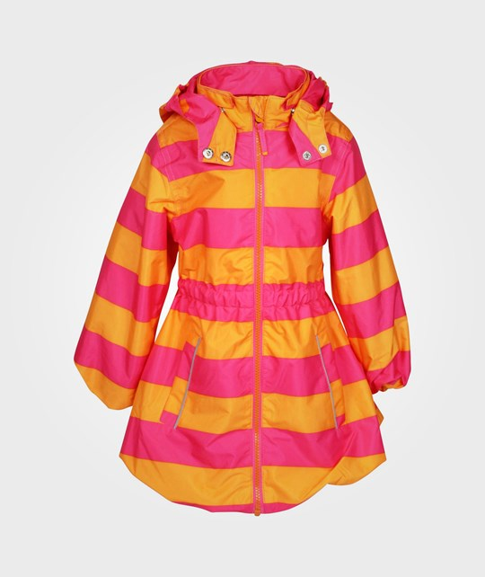 Ticket to heaven Nelly Coat Pink Stripes Pink