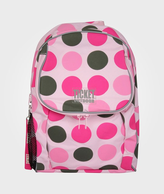 Ticket to heaven Beginners Bag Soft Pink Dots Pink
