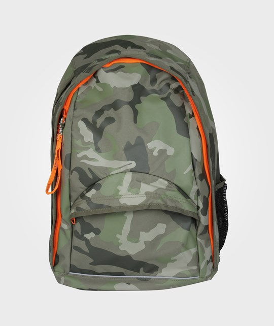 Ticket to heaven Big Bag Army Camouflage Green