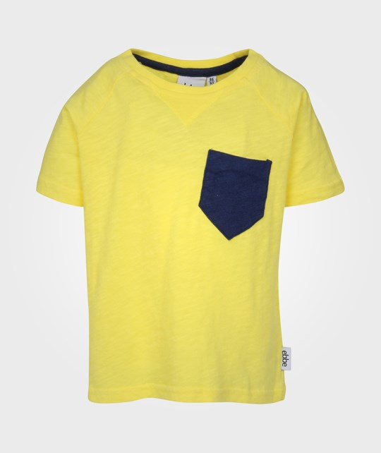 ebbe Kids Link T-shirt Yellow Yellow