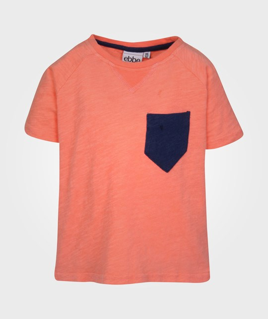 ebbe Kids Link T-shirt Coral Pink