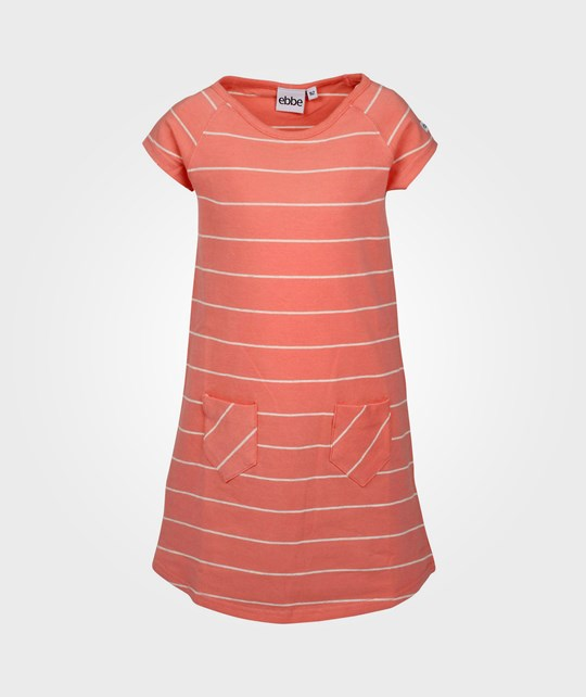 ebbe Kids Lina A-line Dress Coral Pink