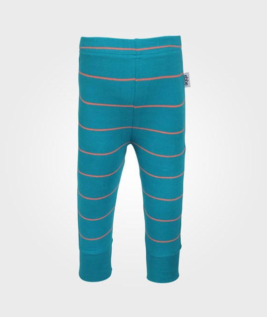 ebbe Kids Laika Leggings Petrol/Coral Blue