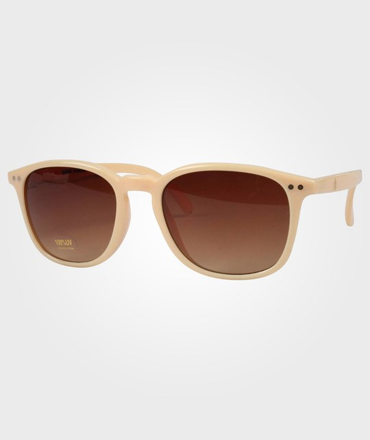 Mini Rodini Solid Sunglasses Beige Beige