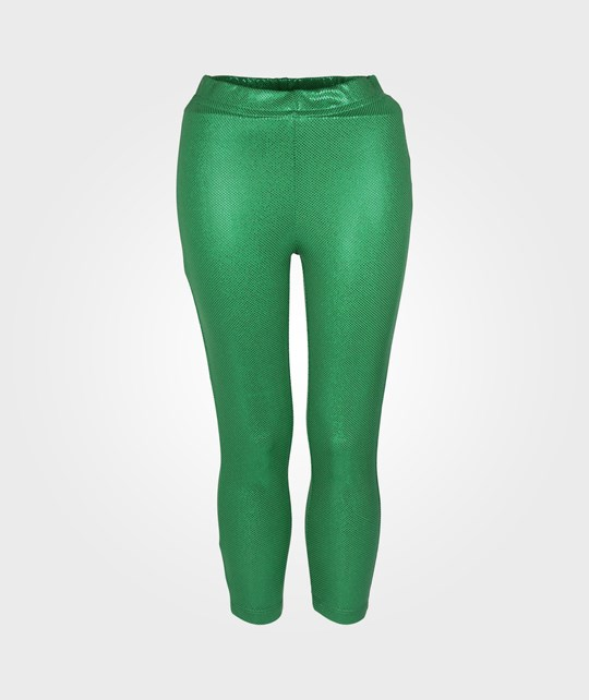 Mini Rodini Reptile Legging Green Green