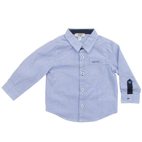 Emporio Armani Shirt Intenso Blue