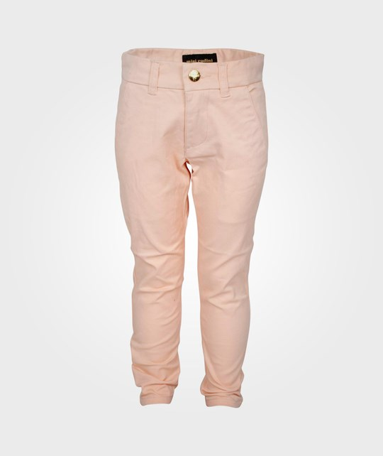 Mini Rodini Solid Chino Pink Pink