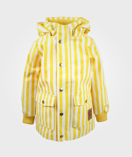 Mini Rodini Pico Jacket Yellow Yellow