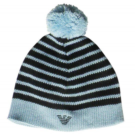 Emporio Armani Hat Berretto Turchese Intenso Blue