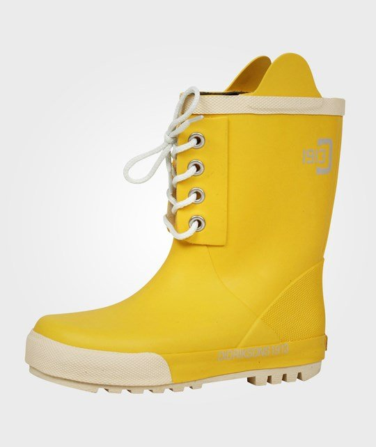 Didriksons Splashman Kids Boot Banana Yellow