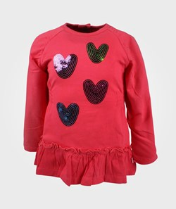 Me Too Simone Mini LS Tunic Azalea