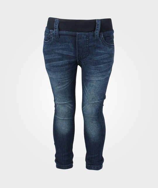 Me Too Gida Bam Skinny Denim Pant Blue