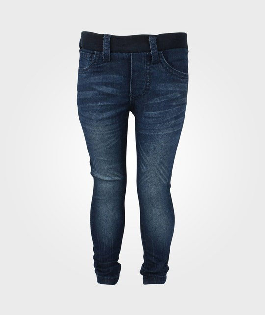 Me Too Gida Mini Skinny Denim Pant Blue