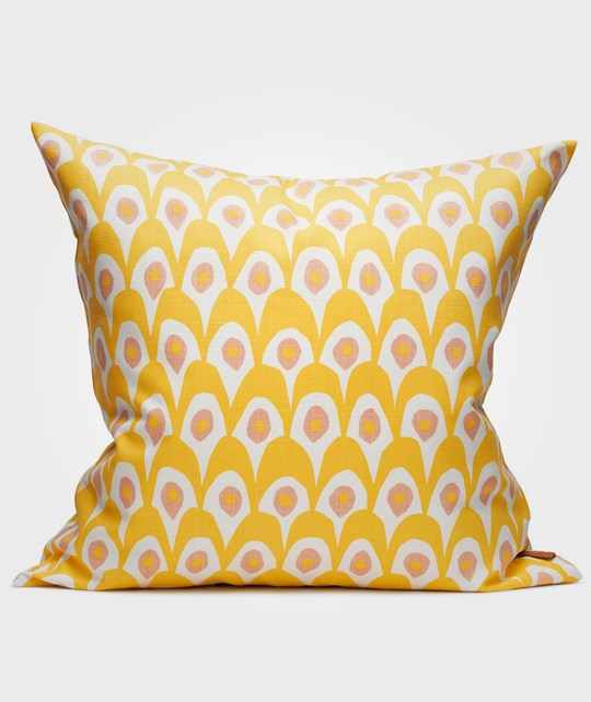 Littlephant Pillow Circus White/Yellow пестрый