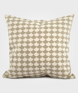 Image of Littlephant Pillow Waves Grey/Grey (2988277407)