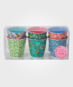 Rice 6 Melamine Cup S Two Tone