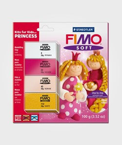 Staedtler Fimo Modeling Clay Princess