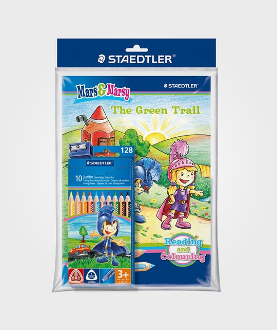 Staedtler Mars + Marsy Boys Set Multi