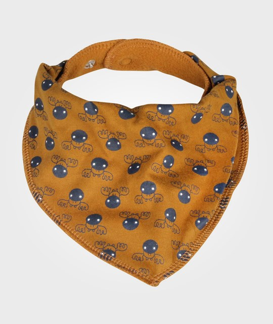 Name it Yasim Scarf Bib Golden Brown BROWN