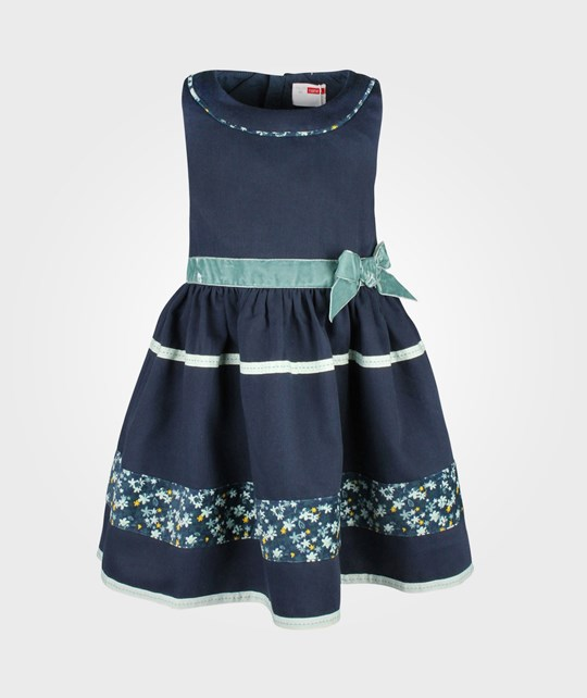 Name it Ovideline Mini Dress Blues Blue