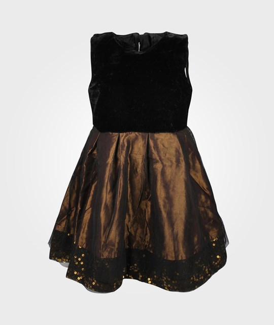 Name it Pummie Kids Dress Black Black