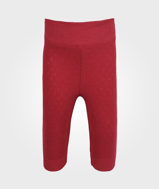 Noa Noa Miniature Baby Doria Leggings Tawny Red