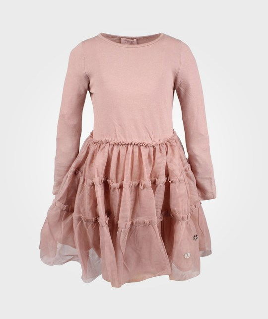 Noa Noa Miniature Mini Party LS Dress Pale Pink