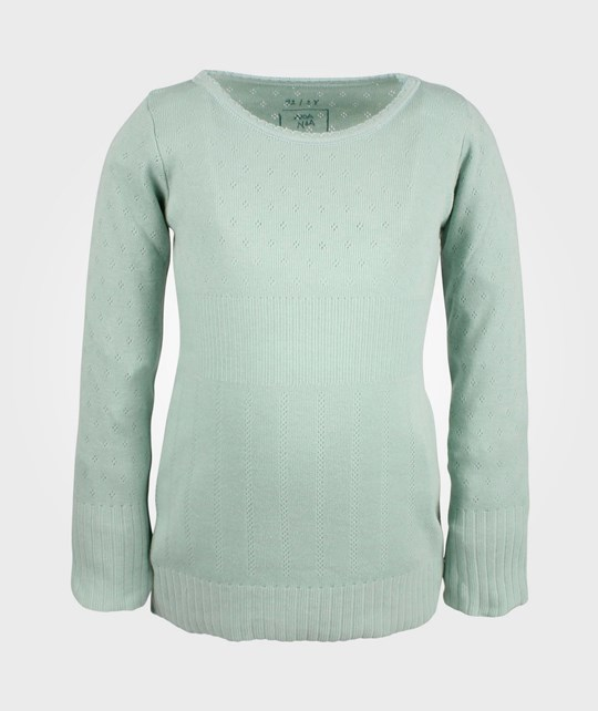 Noa Noa Miniature Mini Doria T-Shirt Lt Bristol Green