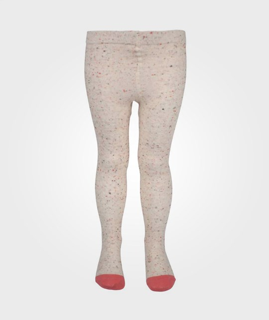 Popupshop Nope Tights Off White White