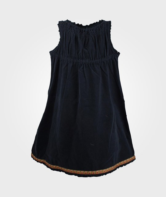 Noa Noa Miniature Dress SS Indigo Blue