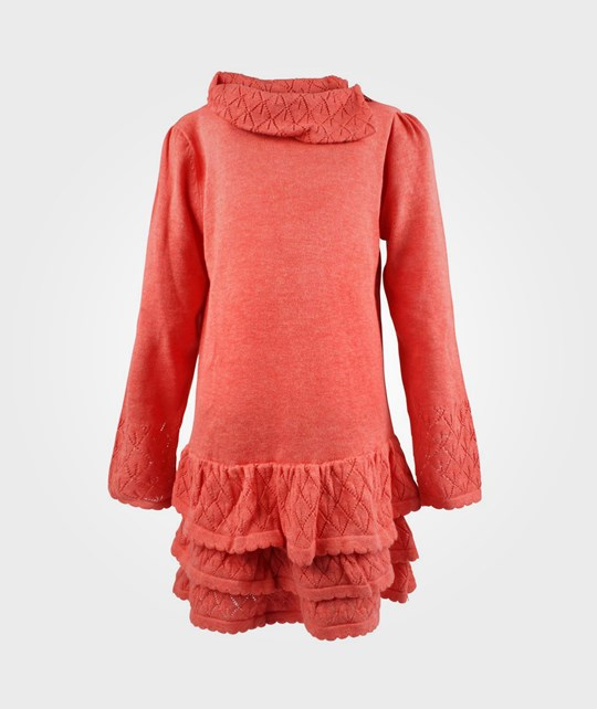 Mexx Kids Girls Dress Knitted Pink