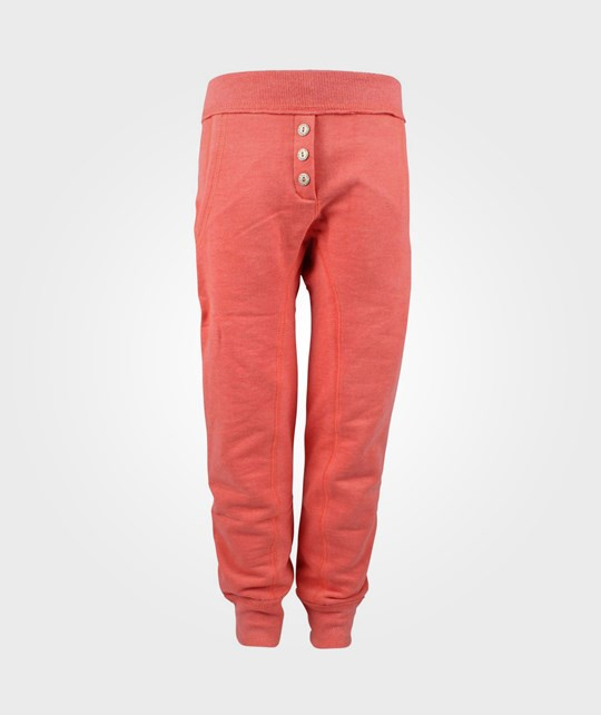Mexx Kids Girls Pants Coral Red
