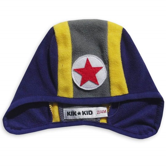 Kik Kid Speedy 3-Color Fleece Purple Multi