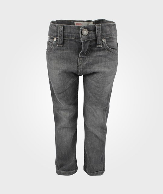 Levis Kids Trousers Grey Black