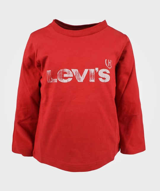 Levis Kids Tee-Shirt Red Red