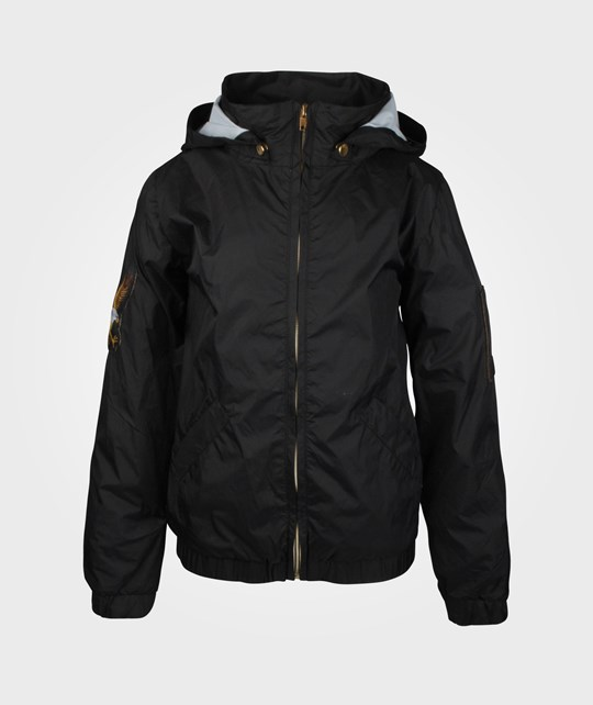 The BRAND Wind Jacket Black Black