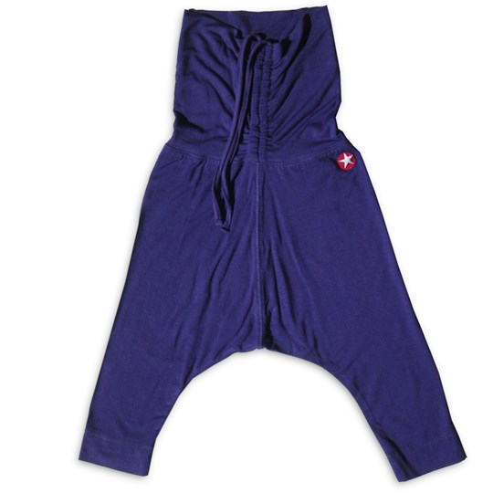 Kik Kid Trouser Viscose Purple Purple