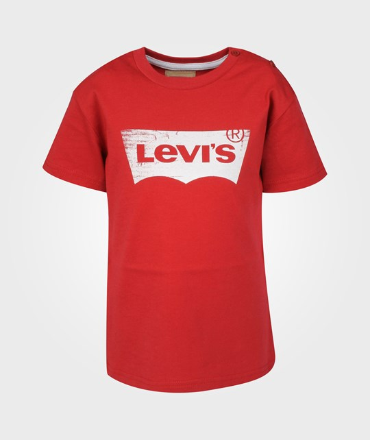 Levis Kids Divers Red  Red