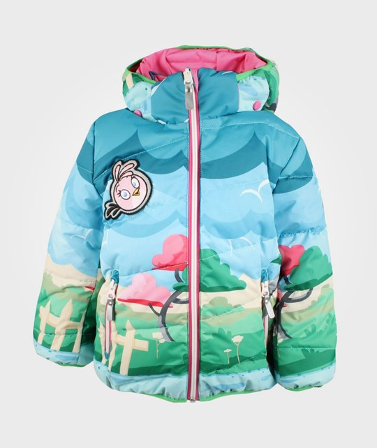 Reima Angry Birds Rev. Jacket Pink Pink