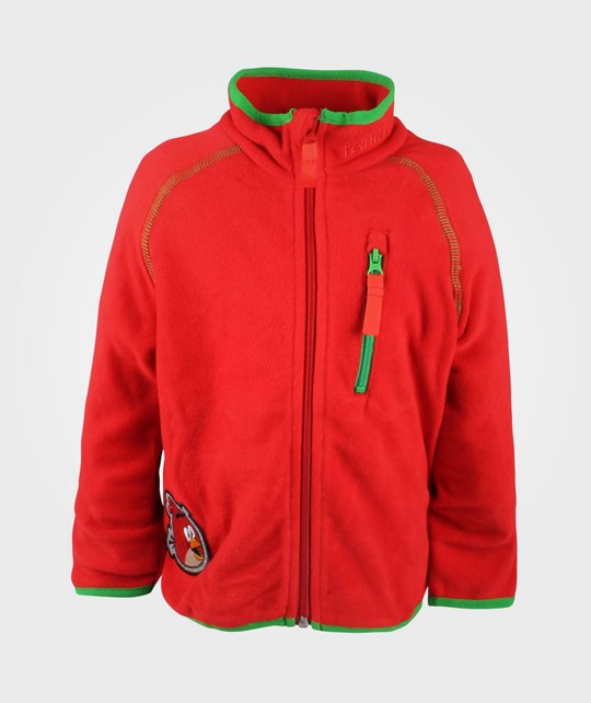 Reima Angry Birds Fleece Jacket Red Red