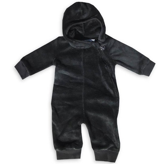 Kik Kid Suit Fur Dark Grey Black