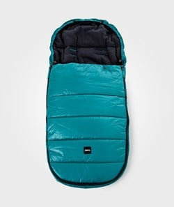 BRIO Footmuff Shiny Dp Ocean/Black