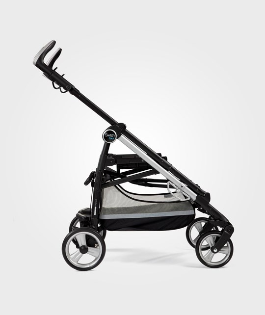 Peg Perego Four chassis Silver/Black