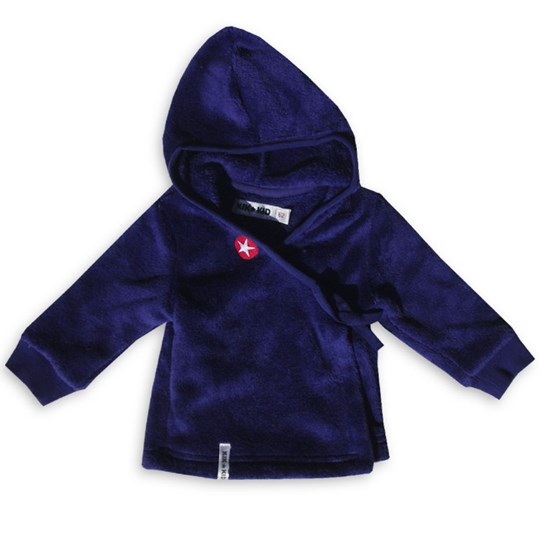 6627732e85e7cc Kik Kid - Wrap jacket Fur Purple - Babyshop.com