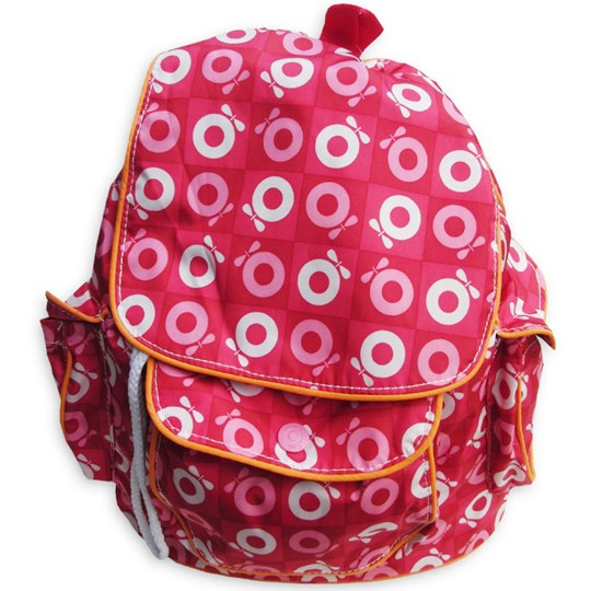 Katvig Back Pack Red Red