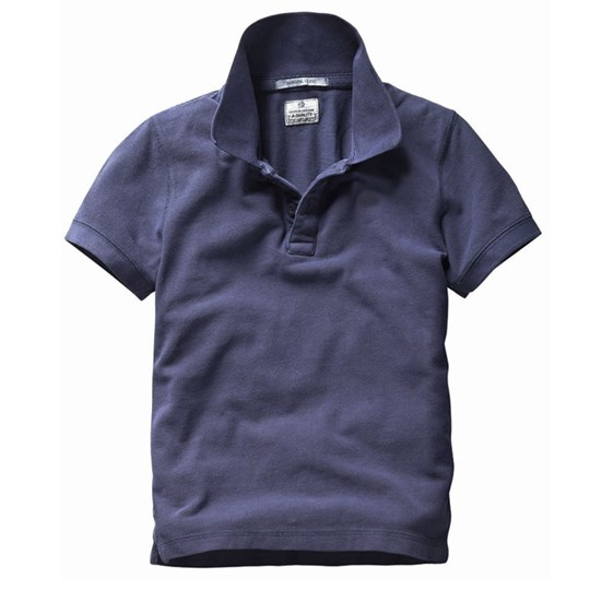 Scotch & Soda T-shirt Polo Dark Blue Blue
