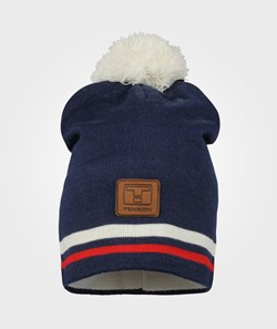 Tenson Statement Beanie Navy