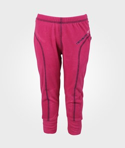Tenson High Fleece Pants Red