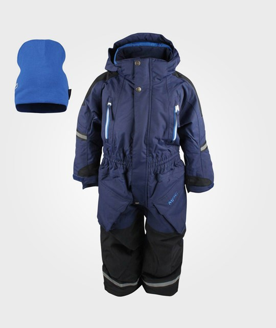 Tenson Buster Overall Navy Blue